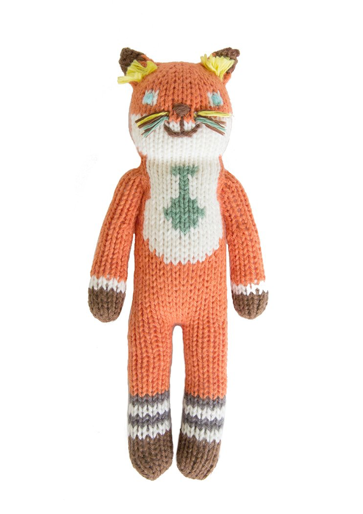 Blabla Fox Rattle Socks