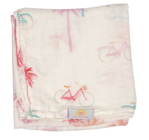 Beach Cruisin Swaddle