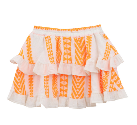 Devotion Twins Stars Tiered Skirt