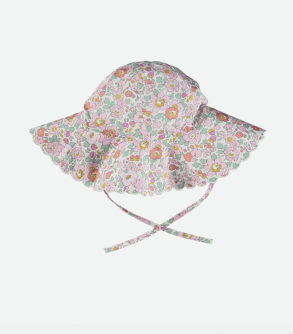 Olivier London Agatha Hat - Betsy Rose
