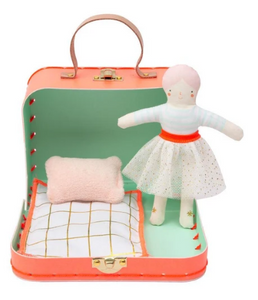 Meri Meri Matilda's House Mini Doll Suitcase