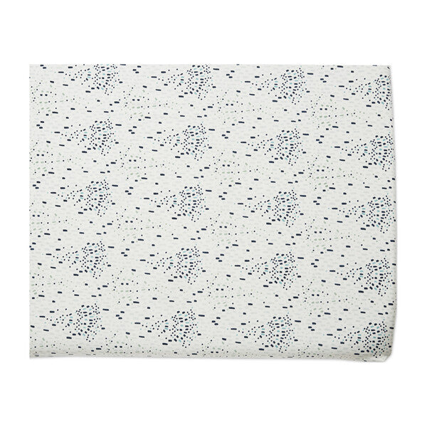 Pehr Crib Sheet Kaleidoscope Twilight