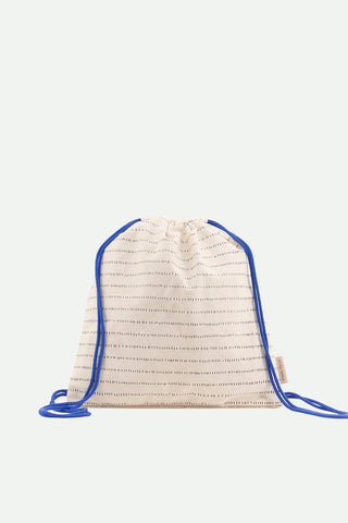 Sticky Lemon Drawstring Bag