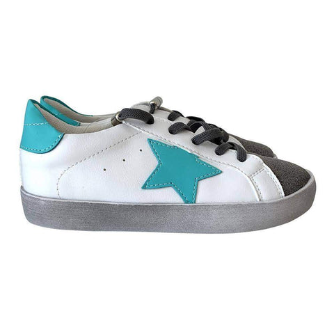 Lola and the Boys- Blue Star Sneaker