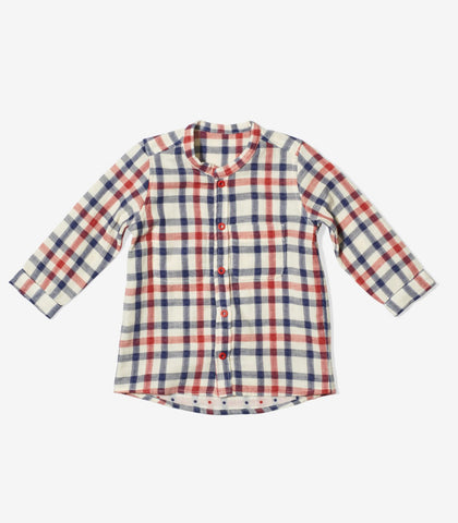 Oso & Me Jack Lee Reversible Shirt