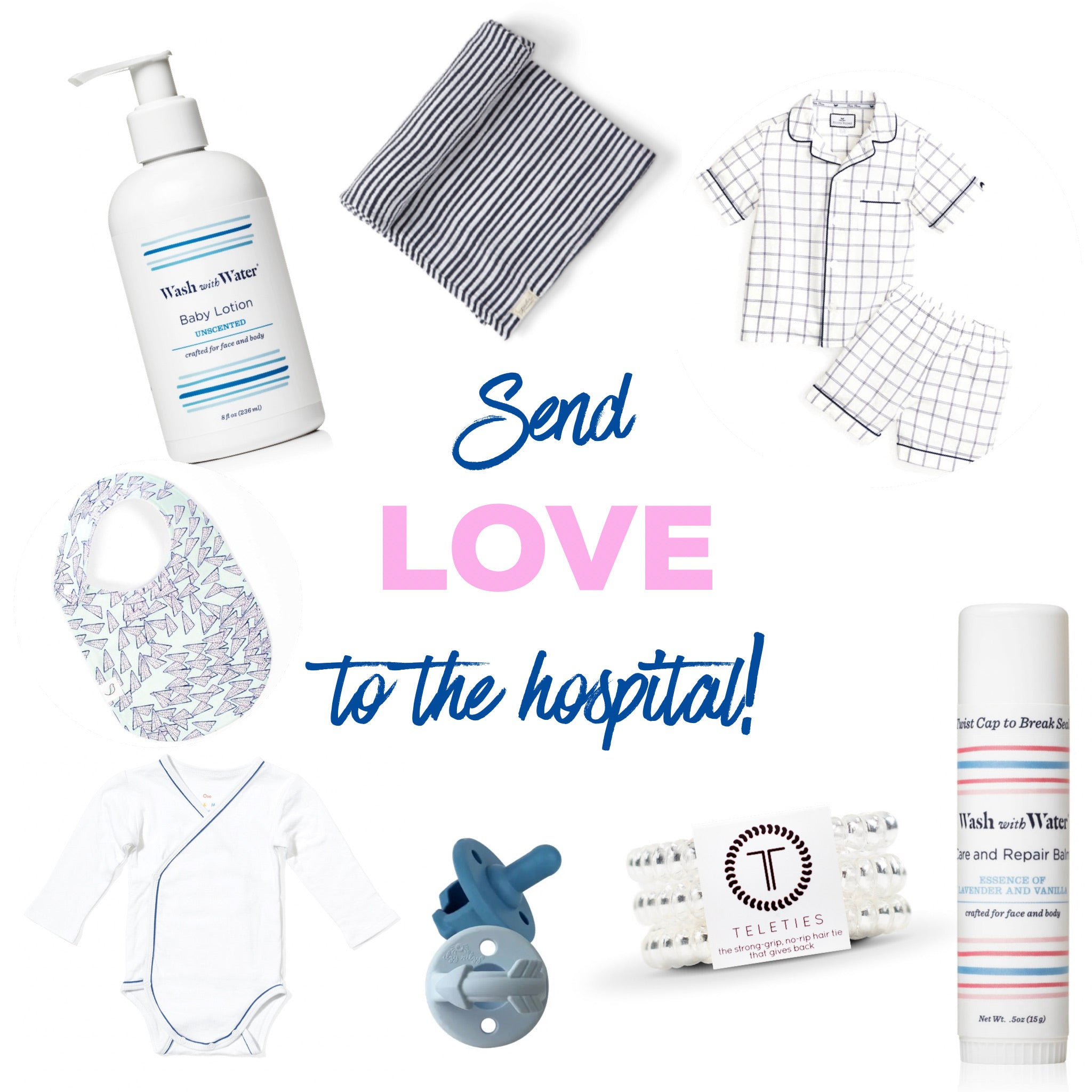 Hospital Gift for Mommy and Baby