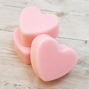 Valentine's Day Heart Shaped Soap