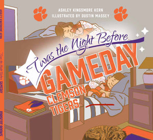 'Twas the Night Before Gameday!