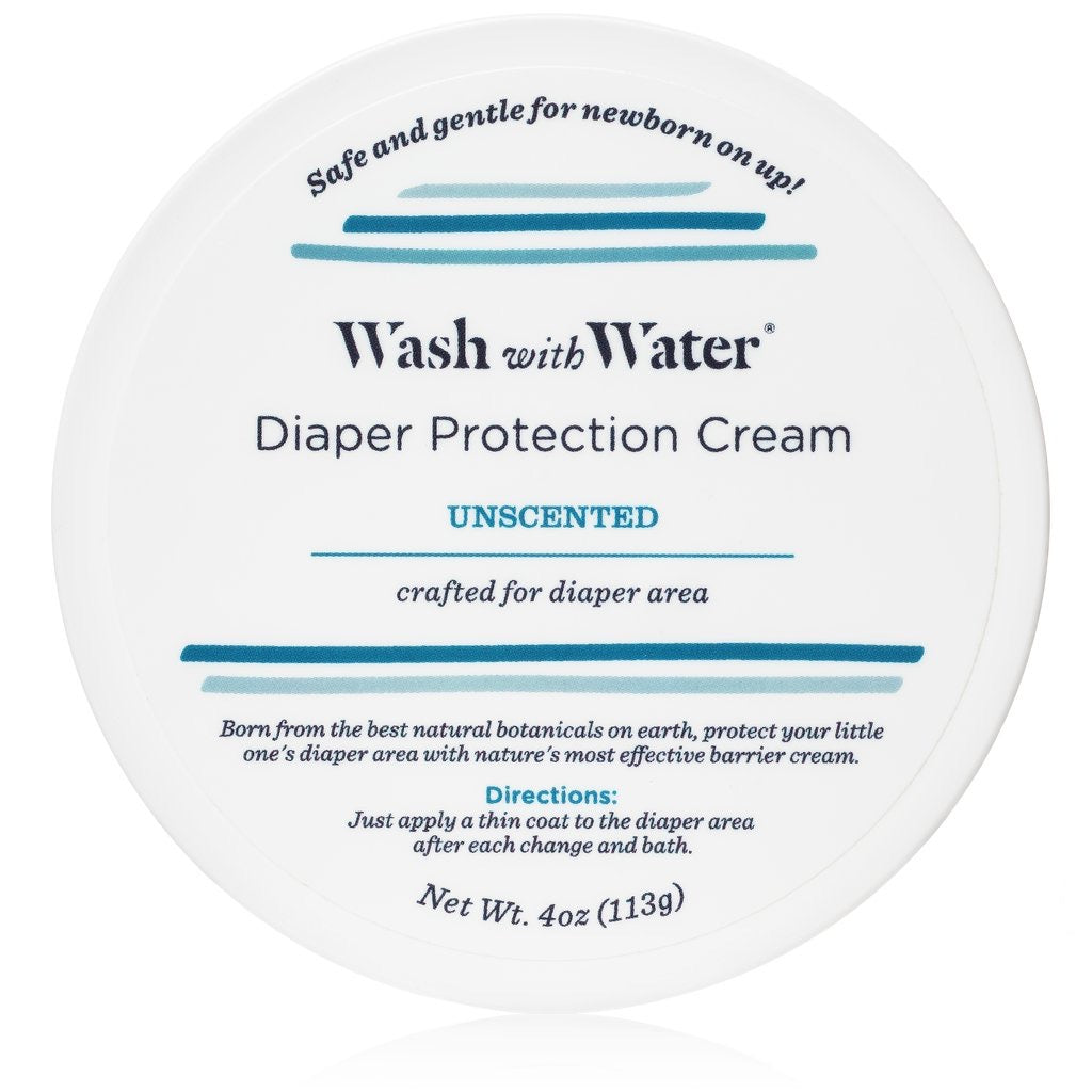 Wash With Water Diaper Cream Unscented