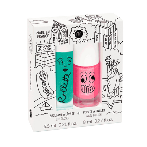 Nailmatic New York Duo Set