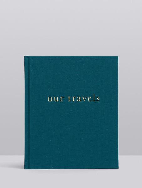 Write To Me Our Travel Journal