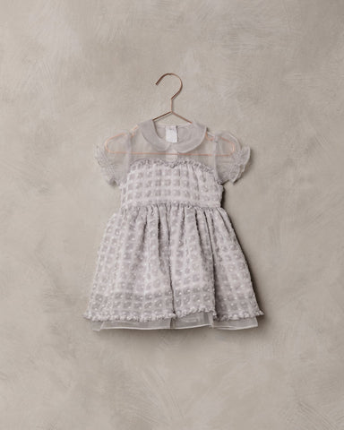 NORALEE Gigdette Dress in Cloud