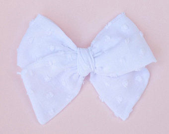Holy City Bow Co. Bow Hair Clips