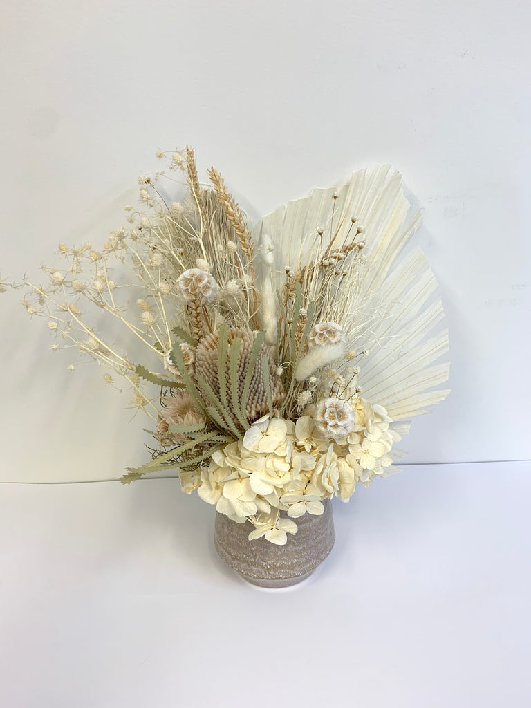 White & Neutrals Arrangement