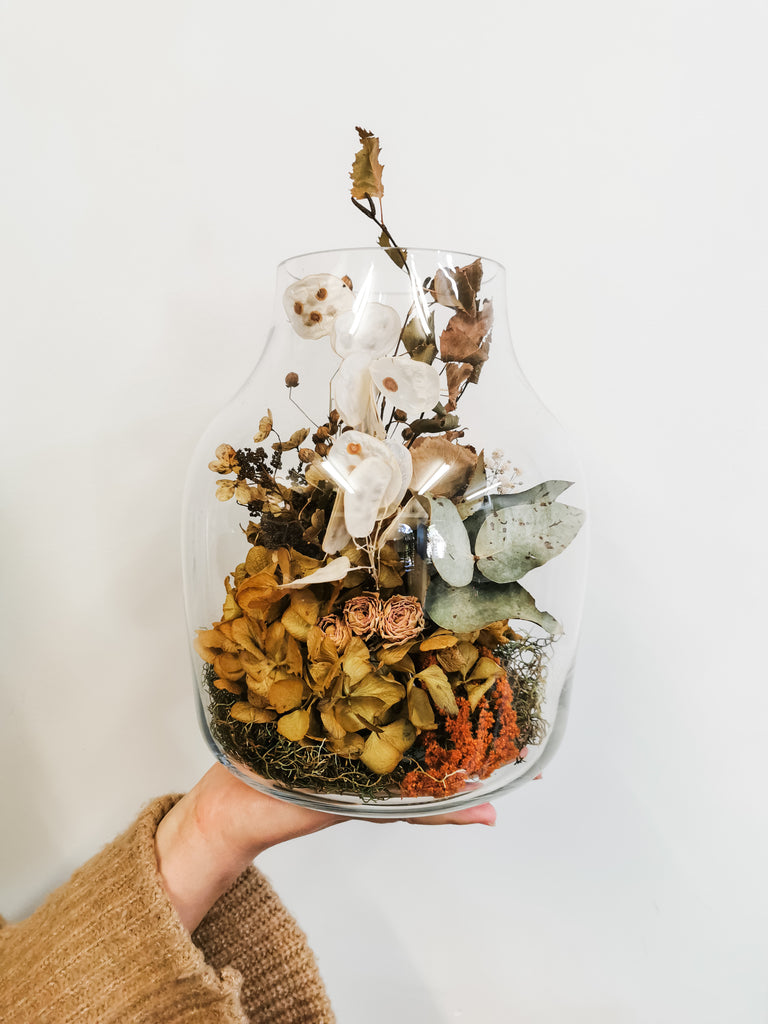 Dried Terrarium
