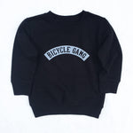 Bicycle Gang Crewneck Sweatshirt