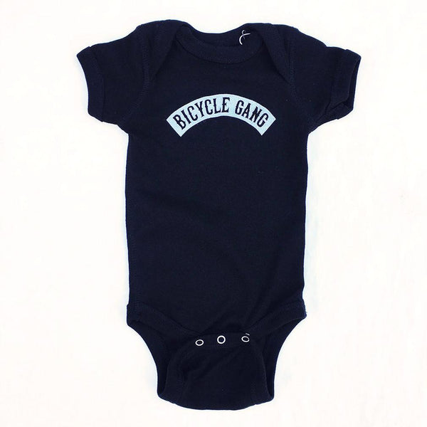 Bicycle Gang Onesie