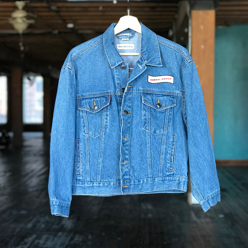 EIFWAAGTD Denim Jacket - Cannon River Blues (Women's L)