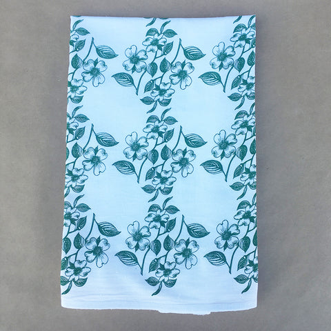 Dogwood Flower Towel