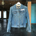 EIFWAAGTD Denim Jacket - Gap (Women's M)