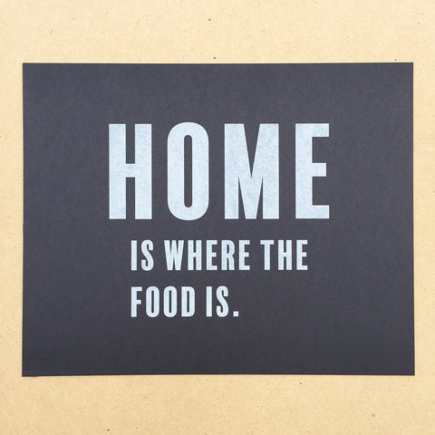 Home Is Where the Food Is 8