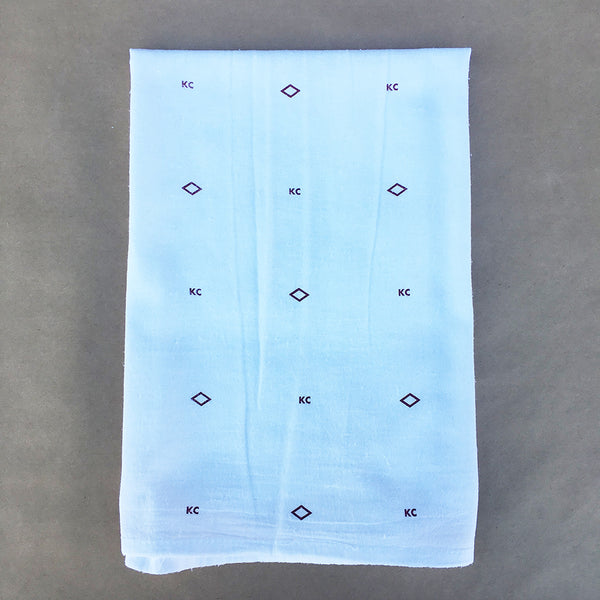 KC Diamond Towel