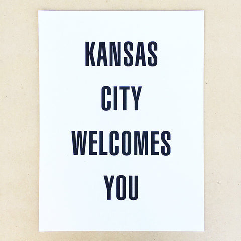 Kansas City Welcomes You 12