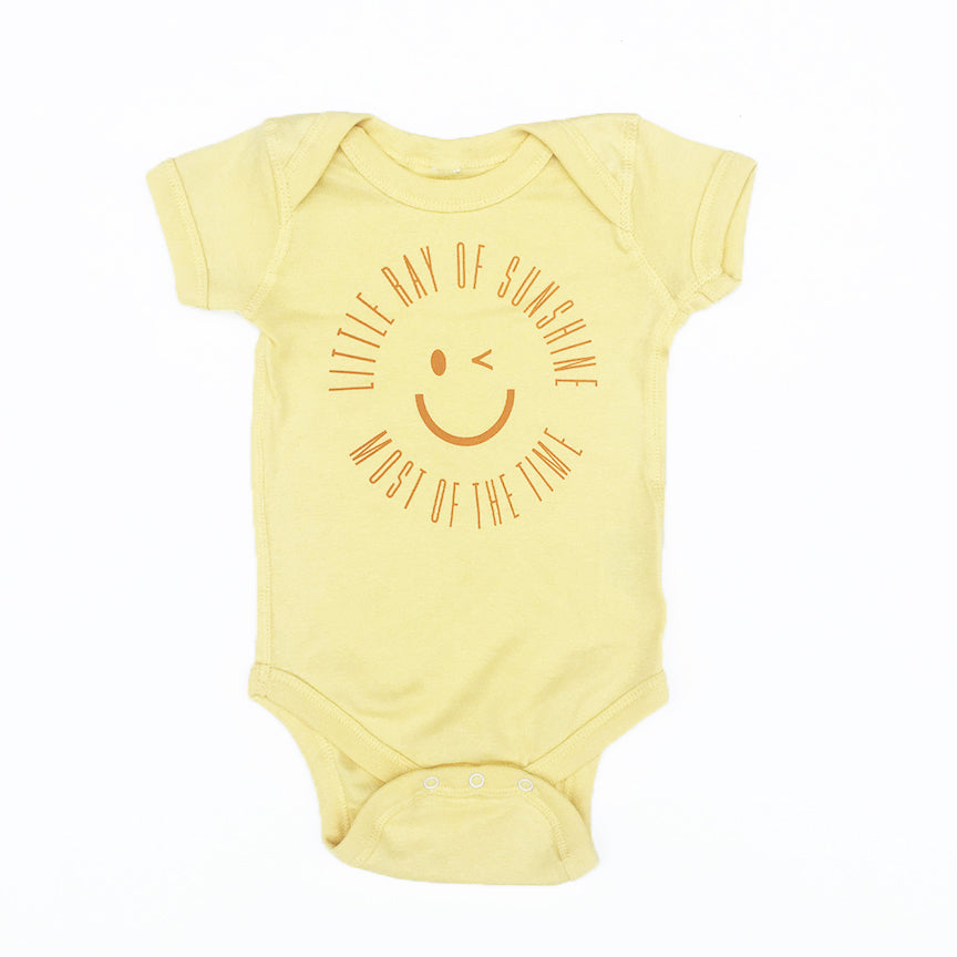 Little Ray of Sunshine Onesie