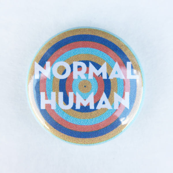 Normal Human Button