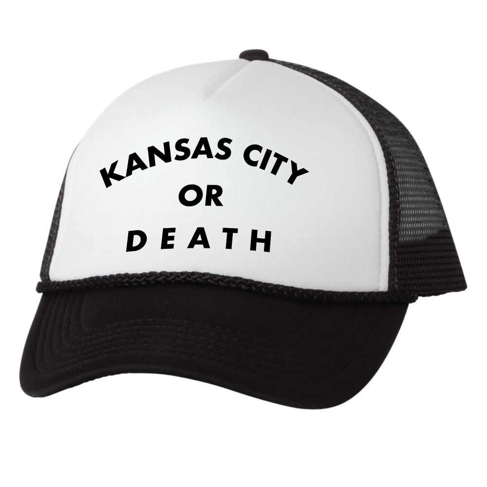 KC or Death Trucker Hat