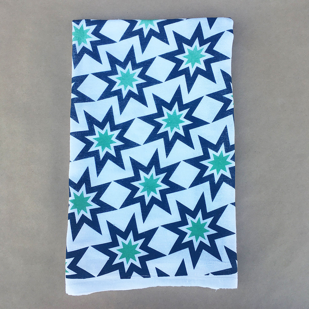 Sioux Star Towel