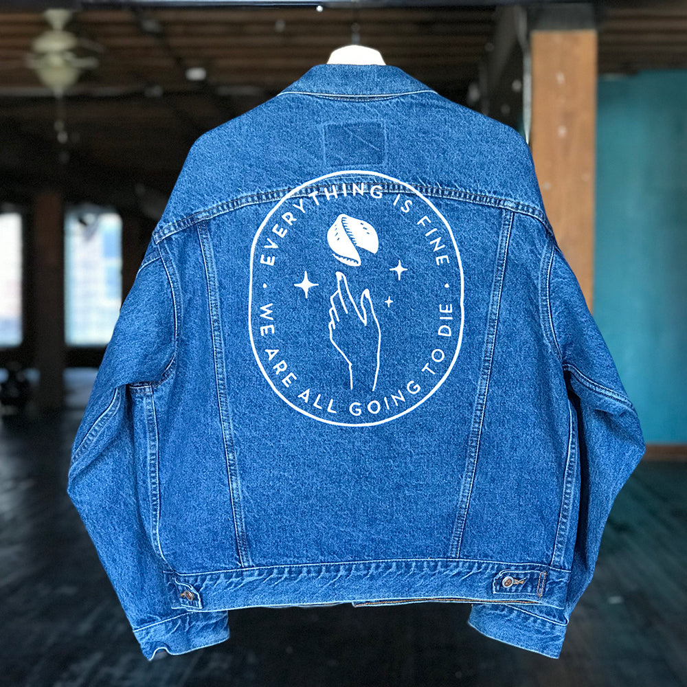 EIFWAAGTD Denim Jacket - Stetson (Unisex XL)