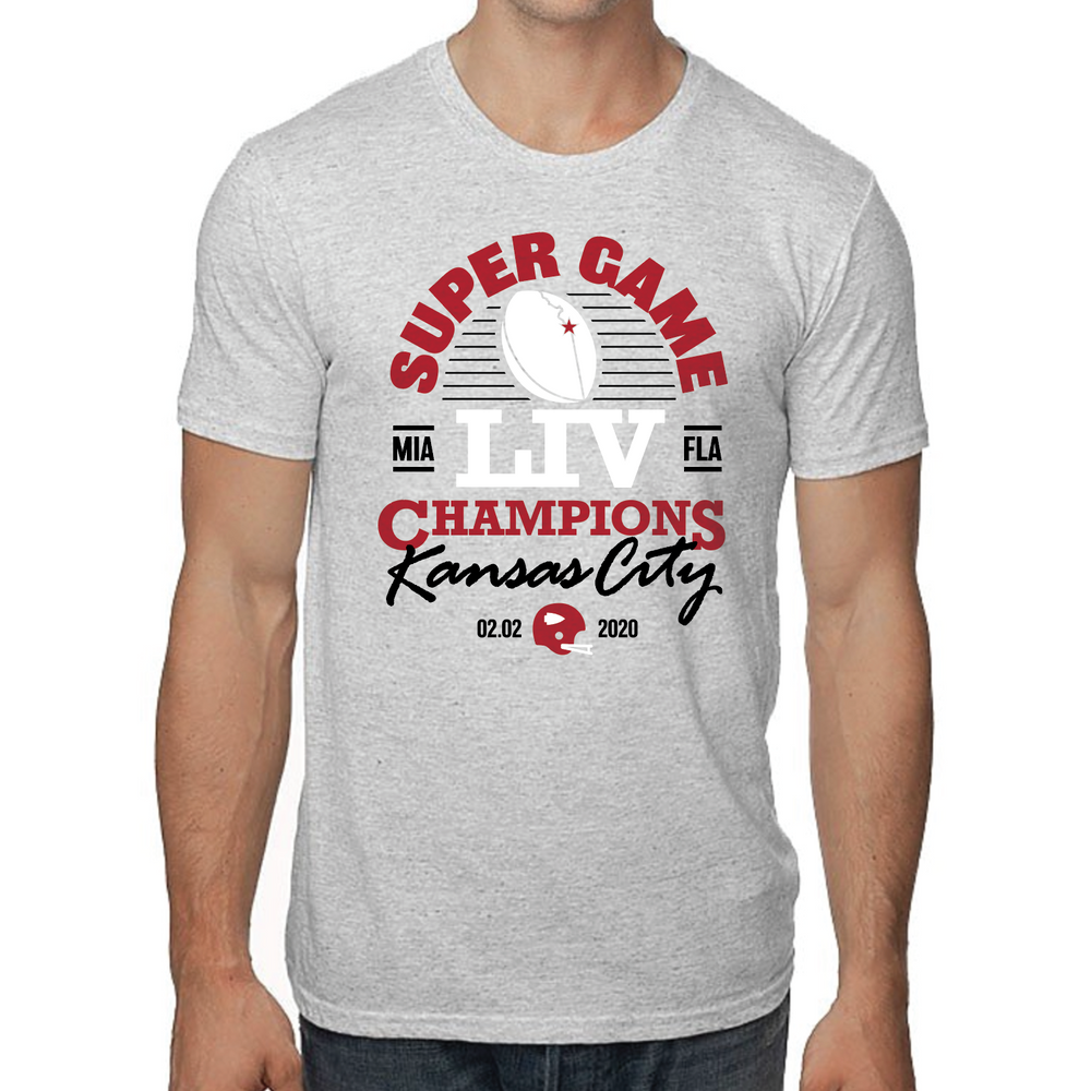 Super Game Champions - Kansas City