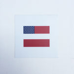 Equality Flag Sticker