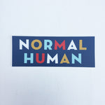 Normal Human Sticker