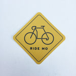 Ride MO Sticker
