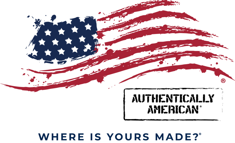 Authentically American creates the highest quality American-made apparel you can find. We're veteran-owned and believe in supporting American workers and their families. Every item we sell is made in the United States, no exceptions, and that means a higher quality of life for our neighbors and communities.