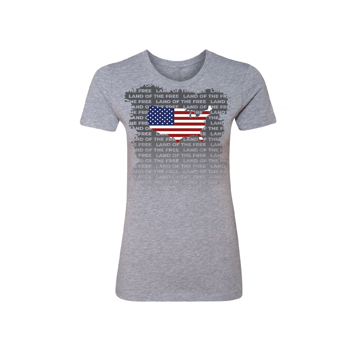 Women's 2020 Flag Sweat Tee