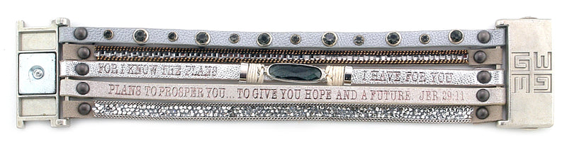 CORE BIBLE VERSE COME TOGETHER  CUFF