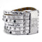 Metallic Bible Verse Cuff