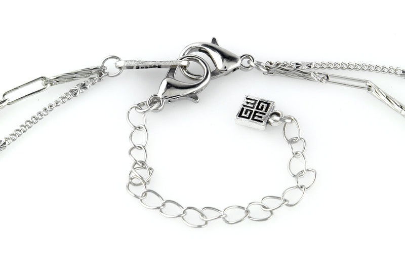 PROMISE NECKLACE - SILVER