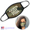 GOD's GOT THIS CAMOUFLAGE FABRIC FACE MASK