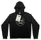 PULL OVER HOODIE  PHIL 4:13 BLACK