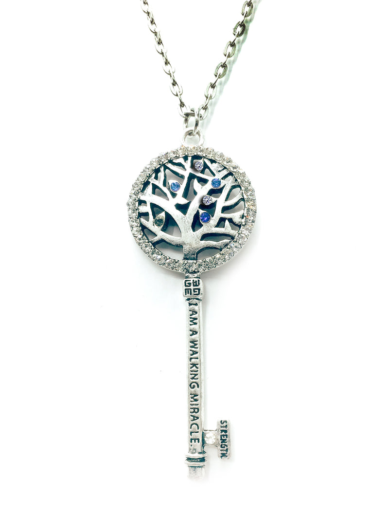 ARBOR KEY NECKLACE - Regular Verse