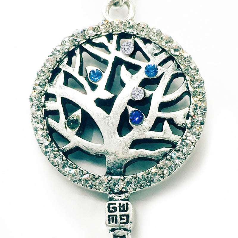 ARBOR TREE BIBLE VERSE NECKLACE