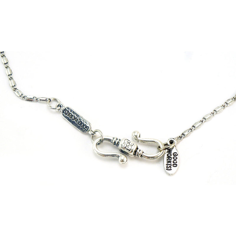 Alpha-Omega Necklace - Rev. 22:13