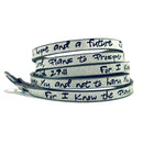 RW - Scripture Wrap Around - Jeremiah 29:11 - Stardust White