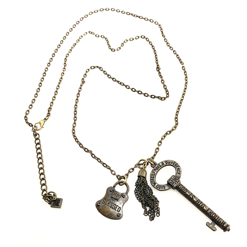 The One Key Necklace
