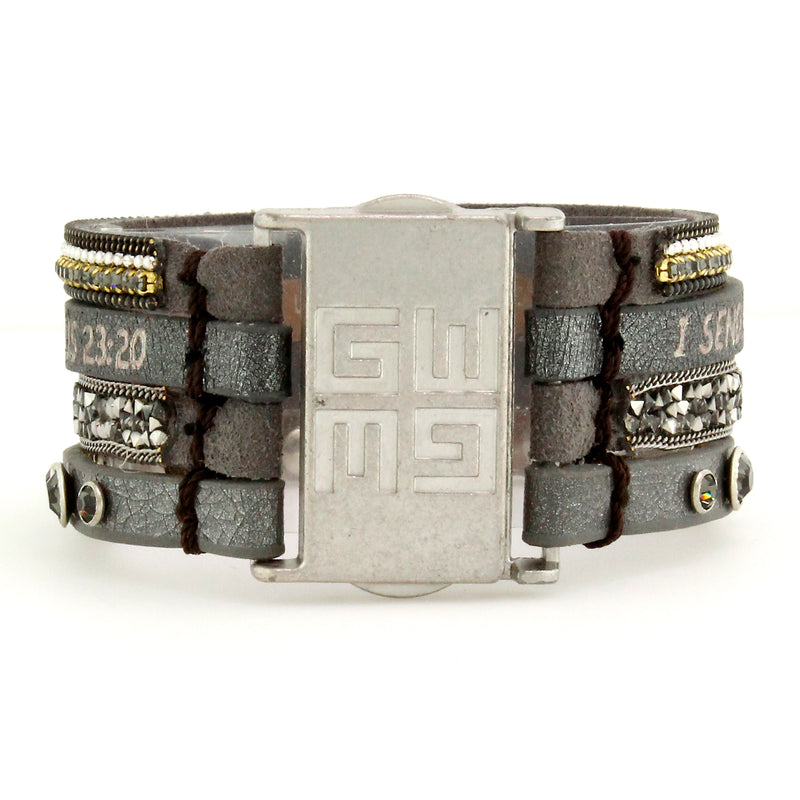 Unity Quad  Bracelet - New Bible