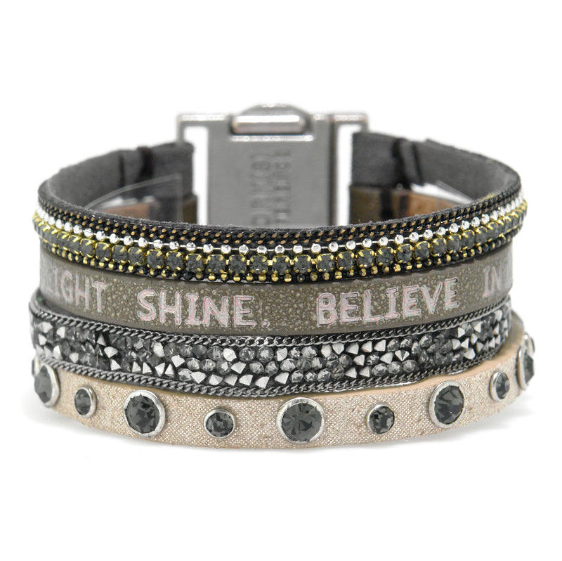 Unity Quad  Bracelet - New Regular